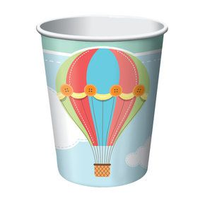 Up, Up, & Away 9 oz Cup (8 Count)