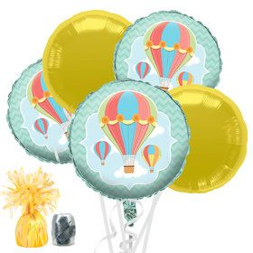 Up, Up & Away Balloon Bouquet Kit