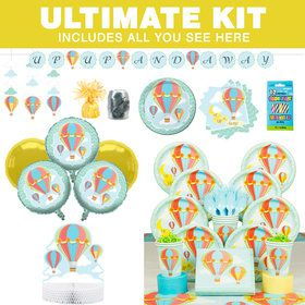 Up, Up & Away Ultimate Tableware Kit (Serves 8)