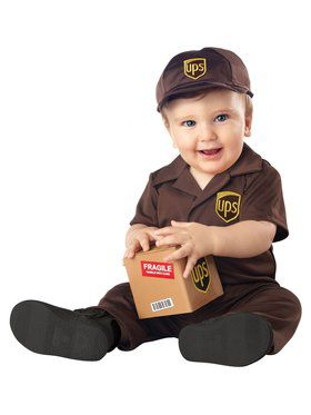 UPS Baby Toddler Costume