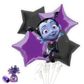 Vampirina Balloon Bouquet Kit
