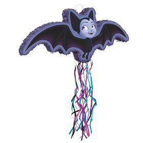 Vampirina Shaped Pull String Pinata