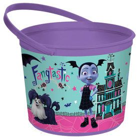 Vampirina Favor Container (1)