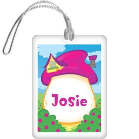 Village Friends Personalized Bag Tag (each)