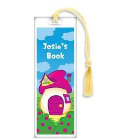 Village Friends Personalized Bookmark (each)