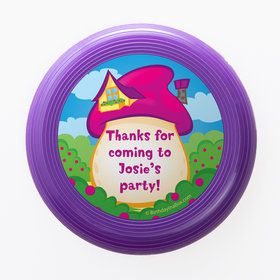 Village Friends Personalized Mini Discs (Set of 12)
