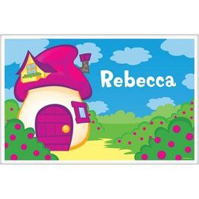 Village Friends Personalized Placemat (each)
