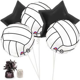 Volleyball Balloon Bouquet Kit