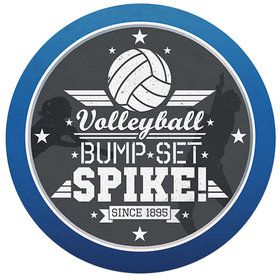 Volleyball Sticker Decal (Each)