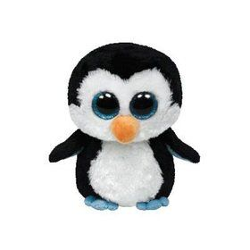"Waddles the Penguin 6"" TY Beanie Boo"