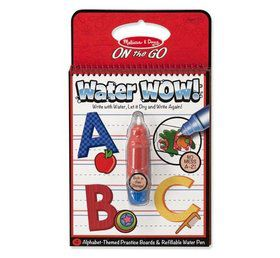 Water Wow! - Alphabet