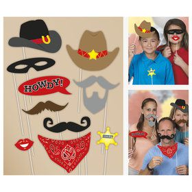 Western Photo Props