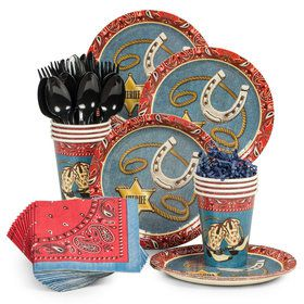 Western Standard Tableware Kit (Serves 8)