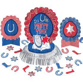 Western Table Decorating Kit (Each)