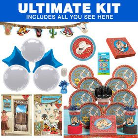 Western Ultimate Tableware Kit (Serves 8)