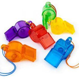 Whistle (12 count)