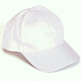 White Baseball Hat (Each)