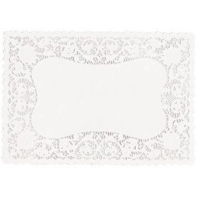 White Placemats (9 Count)