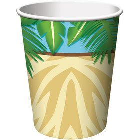 Wild Safari 9oz Cups (8 Pack)