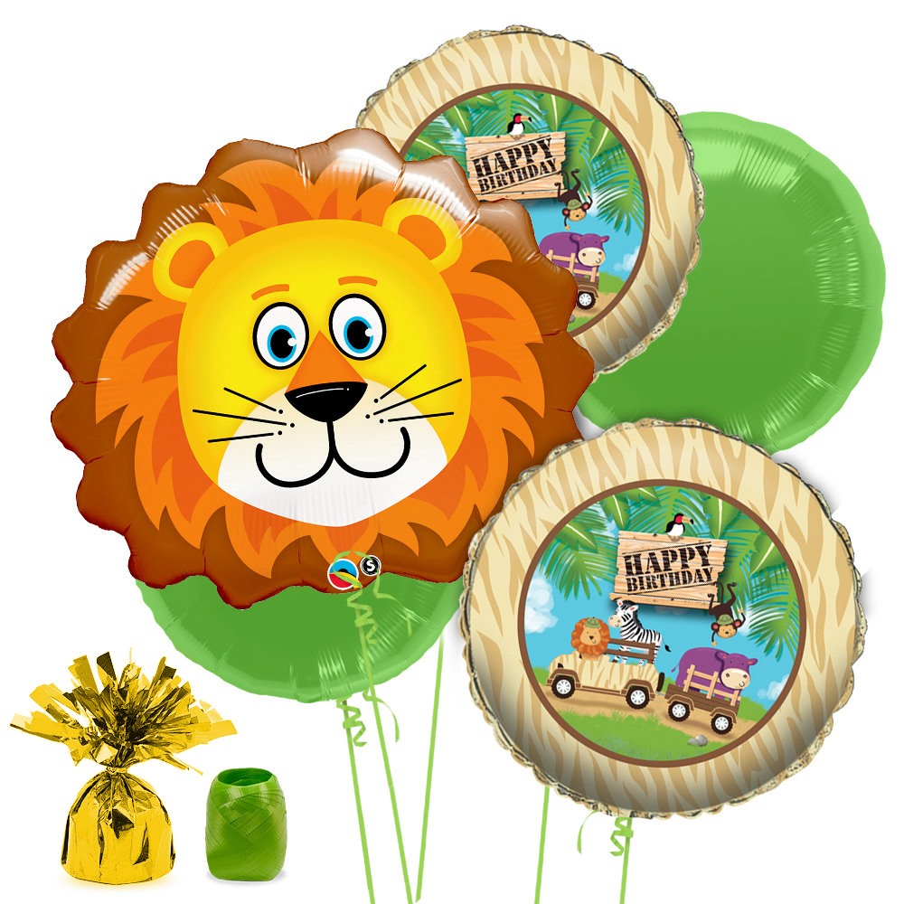 Wild Safari Balloon Kit (Each) BBBK138