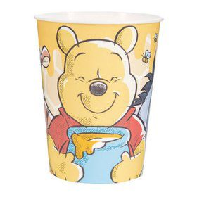 Winnie the Pooh 16oz Plastic Favor Cup (1)