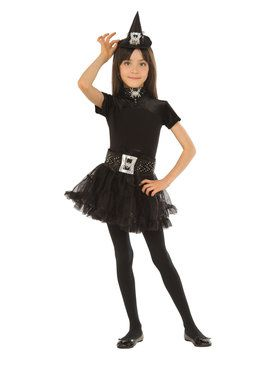 Witch Accessory Kit for Girls