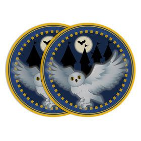"Wizard Castle 7""Plate (8 Count)"