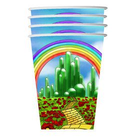 Wizard of Oz 9oz Cups (8 Count)
