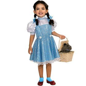 Wizard of Oz Dorothy Sequin Kids Costume
