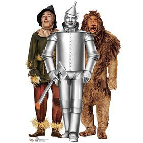 Wizard of Oz Group Cardboard Standup (Each)