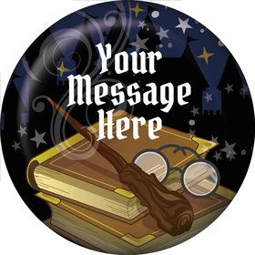 Wizard Personalized Magnet (Each)
