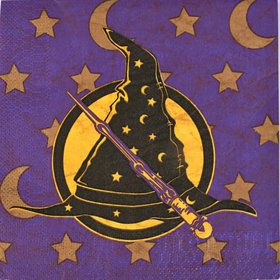 Wizard Realm Lunch Napkins (16 Count)