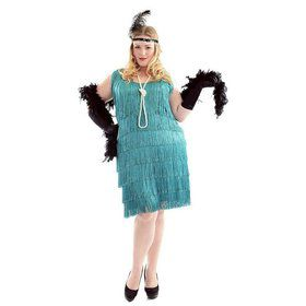 Women's Aqua Flapper Plus