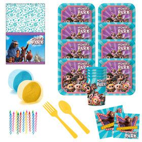 Wonder Park Deluxe Tableware Kit with Favor Cup