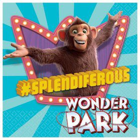 Wonder Park Lunch Napkin (16)