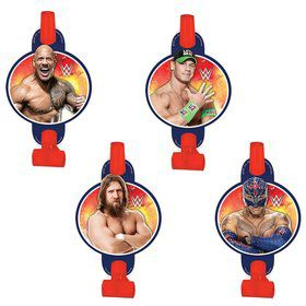 "WWE 5"" Blowouts (8 Pack)"