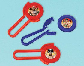 WWE Disc Shooter Favors (12 Pack)