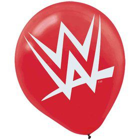 WWE Latex Balloons (6 Count)