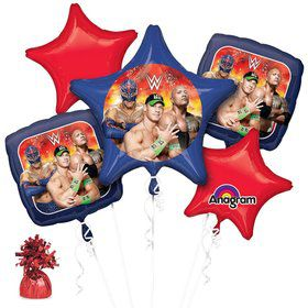 WWE Party Balloon Kit