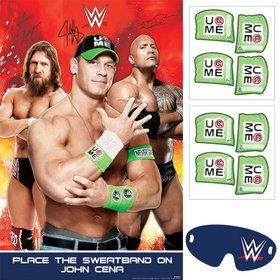WWE Party Game (Each)