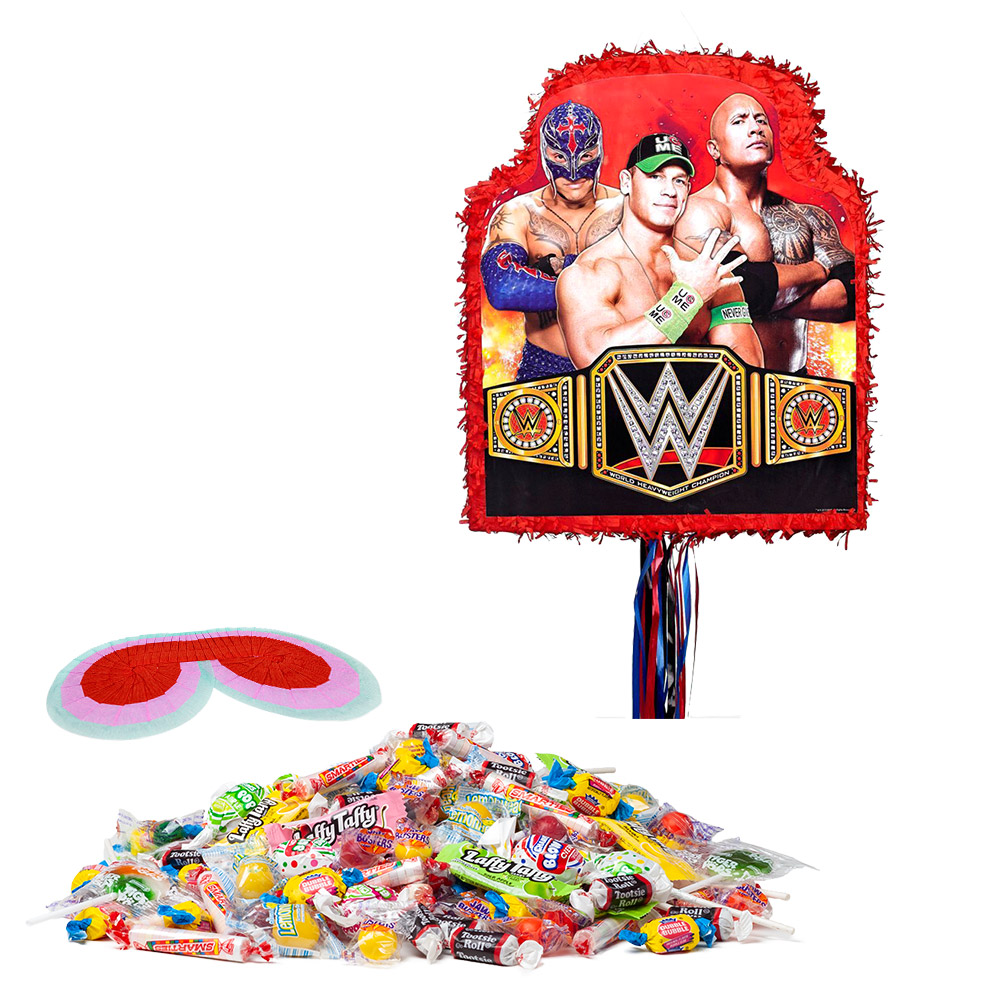 WWE Pinata Kit - Party Supplies BB103119