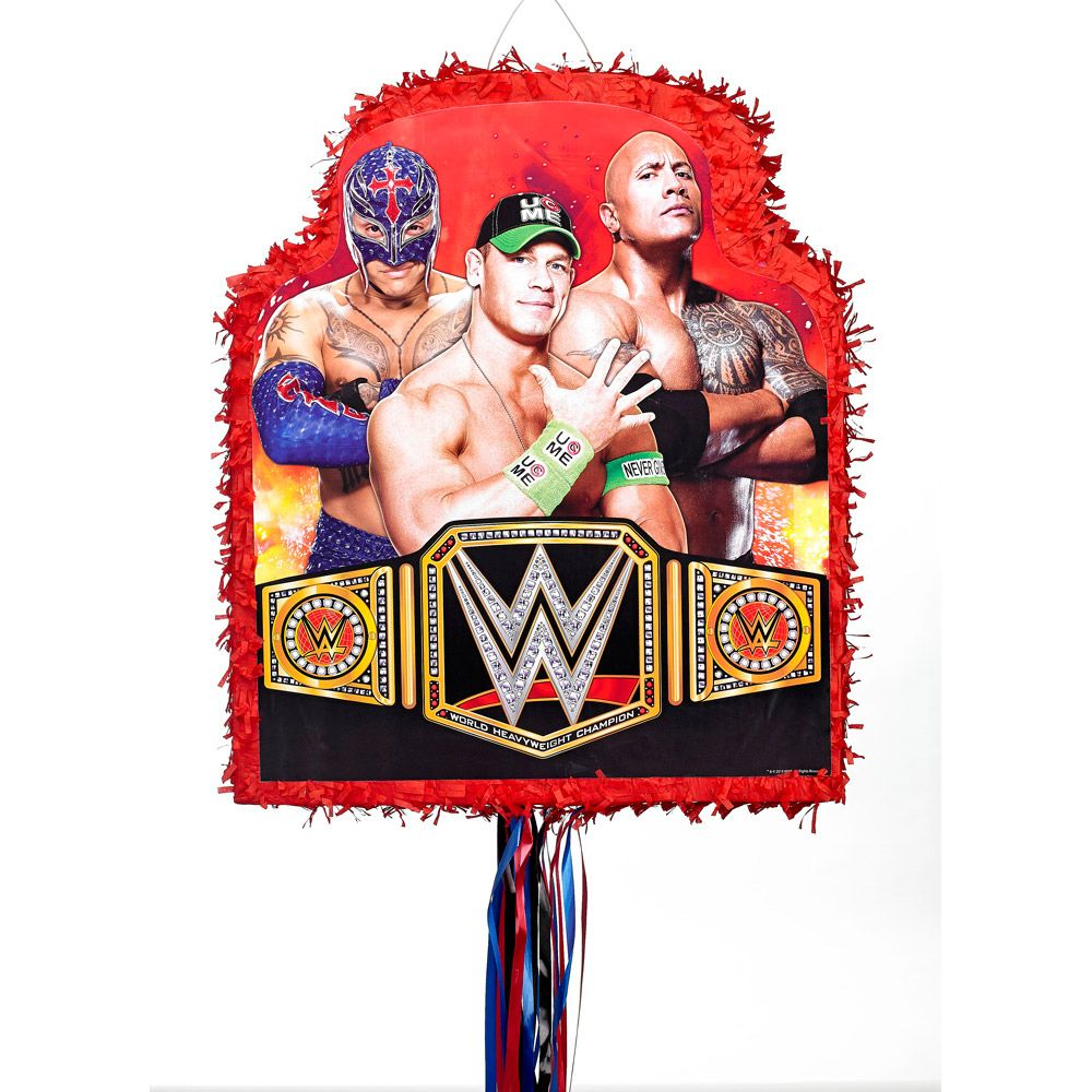 WWE Pinata - Party Supplies BB34197