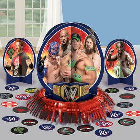 WWE Table Decorating Kit (Each)