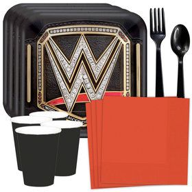 WWE Tableware Kit (Serves 8)