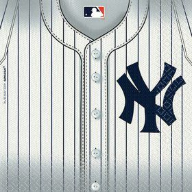 Yankees Luncheon Napkins (36 Pack)