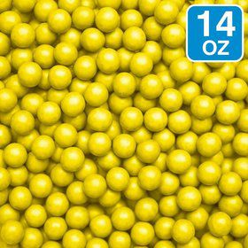 Yellow Sixlets 14 oz (Each)