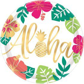 """You had me at Aloha 10"""" Lunch Plate (8)"""