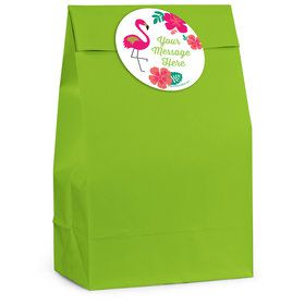 You Had Me At Aloha Personalized Favor Bag (12 Pack)