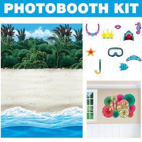 You had Me at Aloha Photobooth Kit