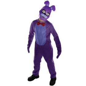 Youth Five Nights at Freddy's Bonnie Costume